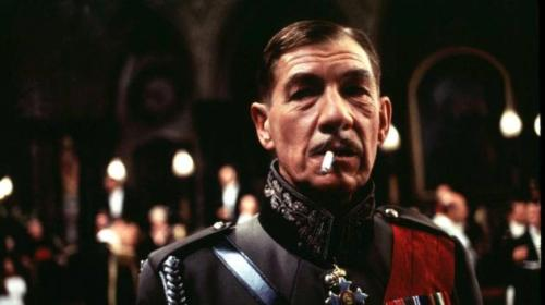 Ian McKellen in Richard III